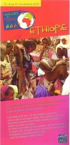 Couleur Éthiopie, 2011