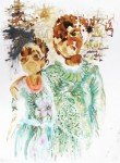 Watercolor / Aquarelle